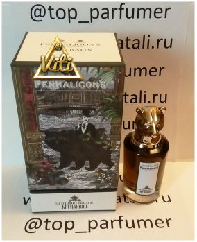 Penhaligon's The Remarkable Success of Mr Harrod