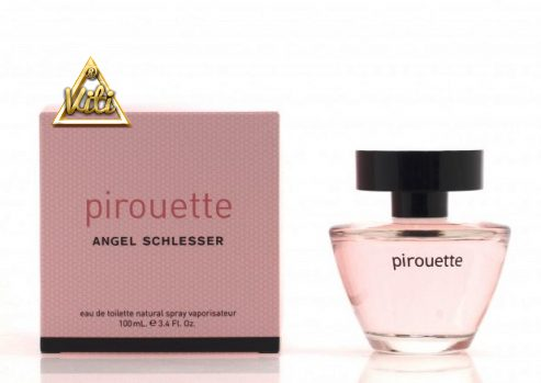 Angel Schlesser pipouette