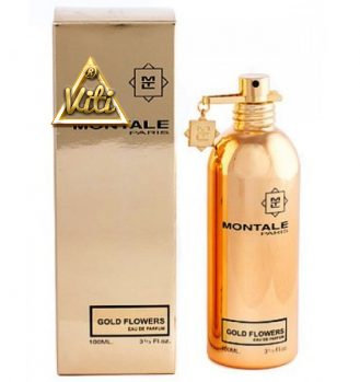 Montale Gold Flowers