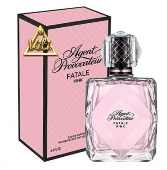 Agent Provocateur Fatale Pink New!
