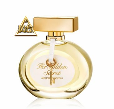 Antonio Banderas Golden Secret Women New!
