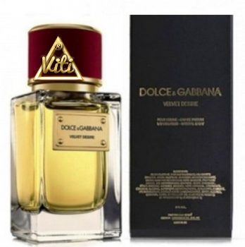 Dolce Gabbana Velvet Collection Desire New! Woman