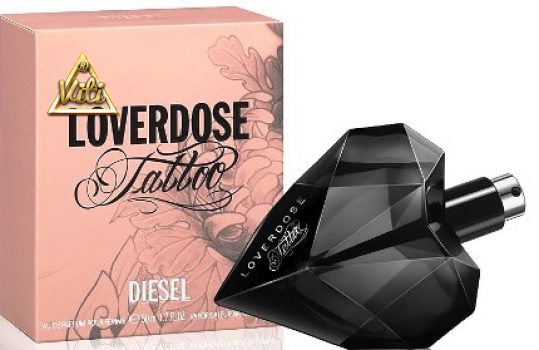 Diesel Loverdose Tattoo Woman