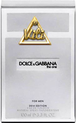 Dolce Gabbana the One Platinum Limited Edition Men