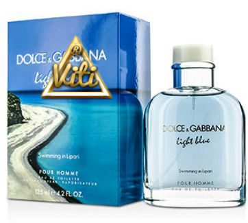 Dolce Gabbana Light Blue Swimming in Lipari Pour Homme