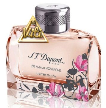 Dupont 58 Avenue Montaigne Lim. Edition Woman