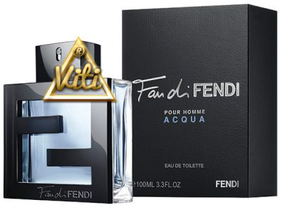 Fendi Fan Di Home Acqua